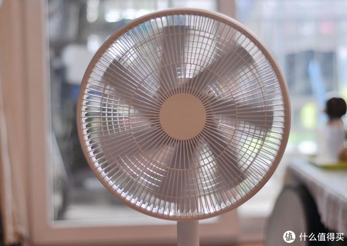 简单唯美,智米 ZRFFS01ZM 自然风风扇简单评测