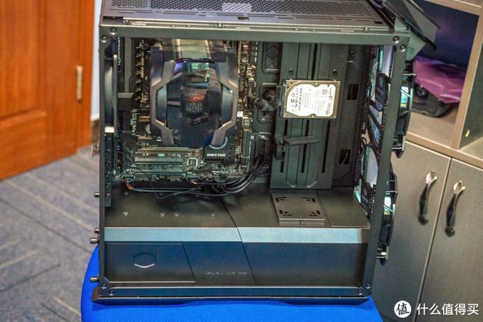 RGB可以提升67.4%的性能!——酷冷至尊H500M ARGB游戏机箱评测