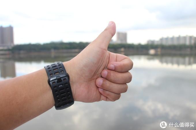 小身材,大能量,用一场马拉松来测评埃微能量运动手表P1