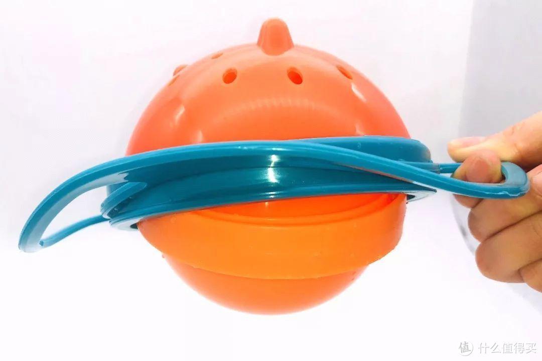 网红平衡碗,真的打不翻吗?是碗还是玩具?