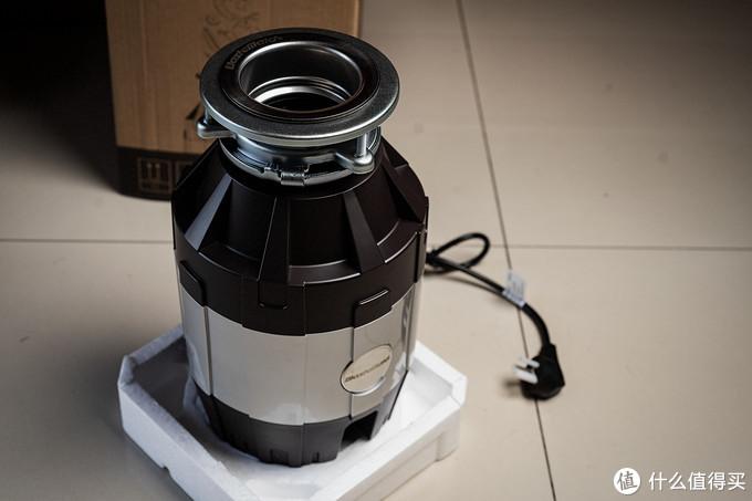 厨房总是恶臭,还差一个好帮手——唯斯特姆 T-800食物垃圾处理器评测
