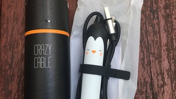 没有颜值的数据线不是好充电宝——-iWALK Crazy cable小魔兽三合一移动电源充电线