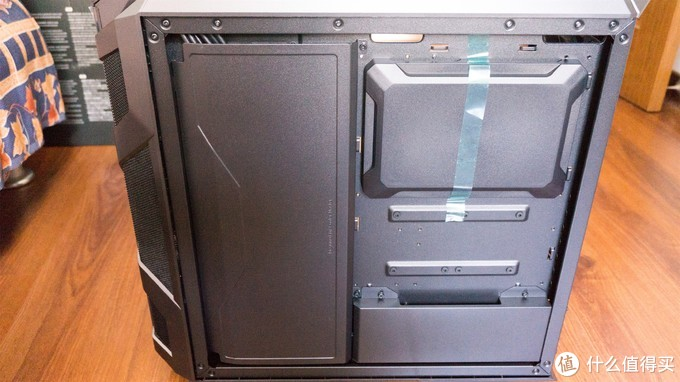 高端机箱到值在哪?—酷冷至尊 H500M ARGB游戏机箱~评测!