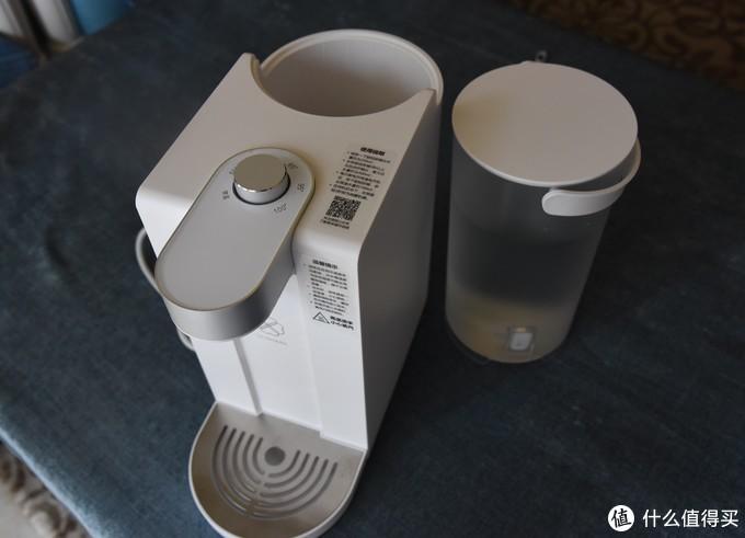 多档温度满足不同需求,米家有品-心想即热式饮水机评测