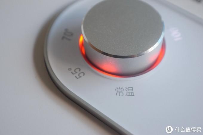 电水壶替代品,即热即饮、6段水温可调的心想即热饮水机