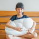 厌烦了乳胶枕头的真假辨别?看看这款小众高格调的人体工学软管枕头