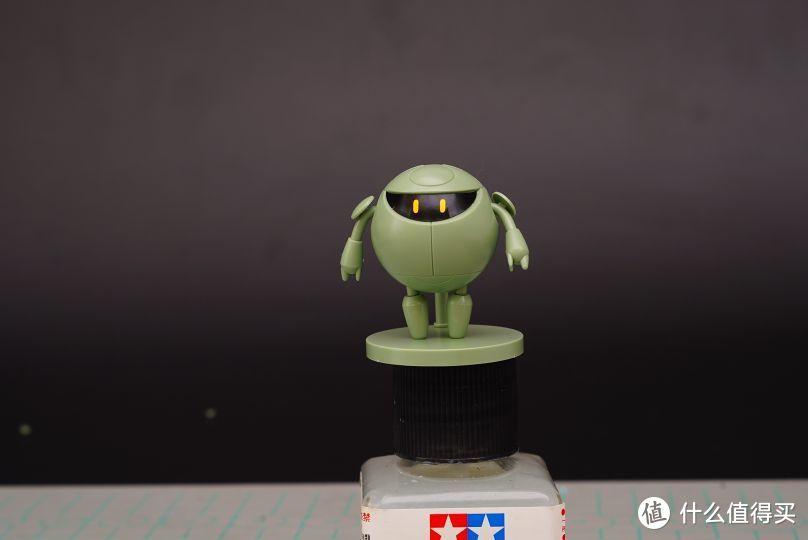 大型广告动画片《高达创形者》之 BANDAI 万代 HG 桃桃卡普尔 模型开箱评测