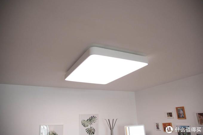 神说要有光——Yeelight皓石LED吸顶灯Pro