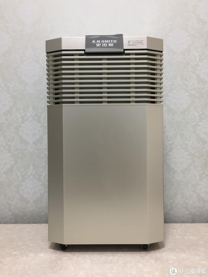 一款专为除甲醛打造的空气净化器!A.O.史密斯KJ868BX空气净化器开箱试用