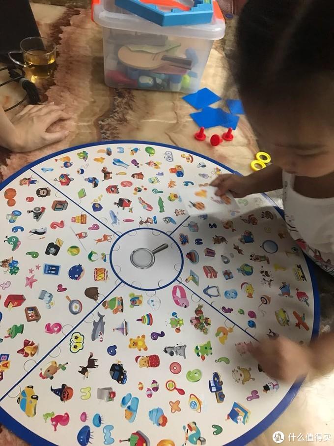 值得买的亲子玩具 小侦探找图