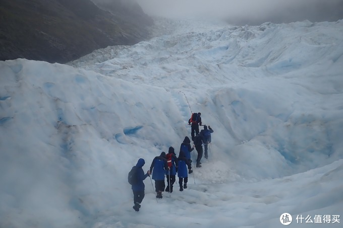 横穿南岛,打卡冰川