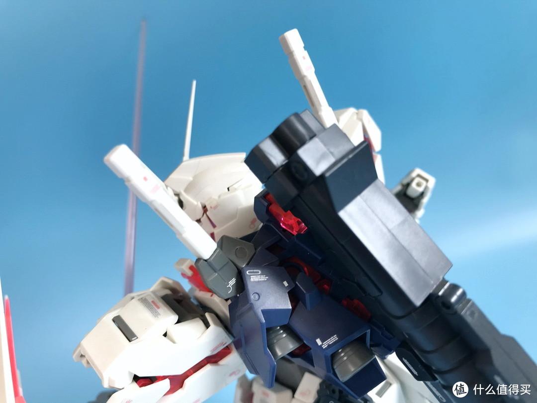 BANDAI 万代 高达 MG M131 RX-0 UNICORN 独角兽  OVA
