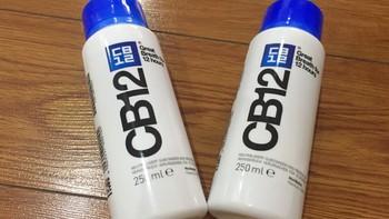 中规中矩,符合预期,可以一试——CB12漱口水小开箱轻众测