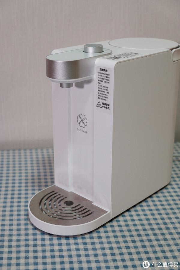 只要299的过冬神器——心想即热饮水机众测报告