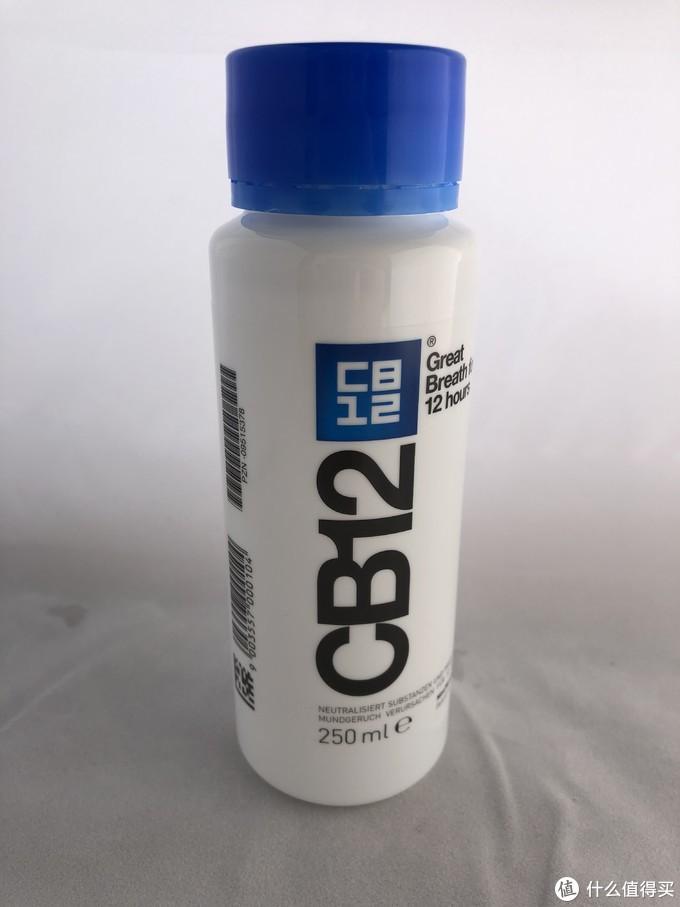 从此远离口气烦恼 CB12漱口水评测