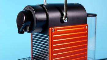 Nespresso 胶囊咖啡机外观展示(插头|水箱|卡口|托盘|包装)