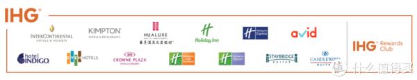 洲际酒店集团旗下品牌