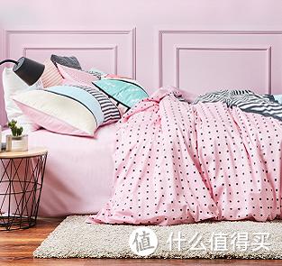 贴肤舒适、优质睡眠 60支全棉四件套推荐