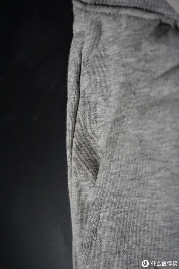 随性舒适—Meters bonwe 美特斯邦威 针织休闲裤晒单