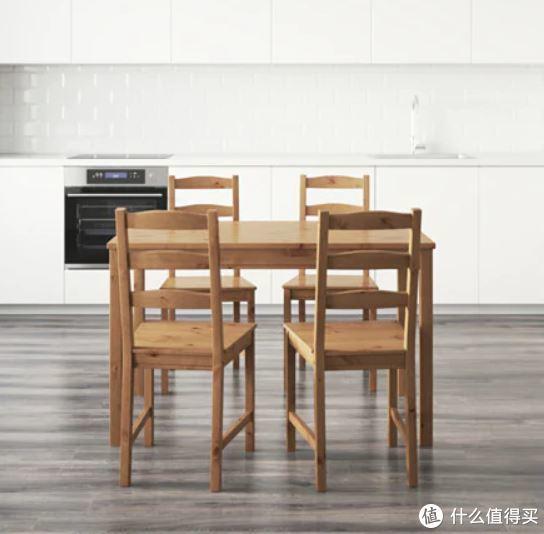 【好物榜单】 实木家具也便宜  宜家价美实木餐桌推荐