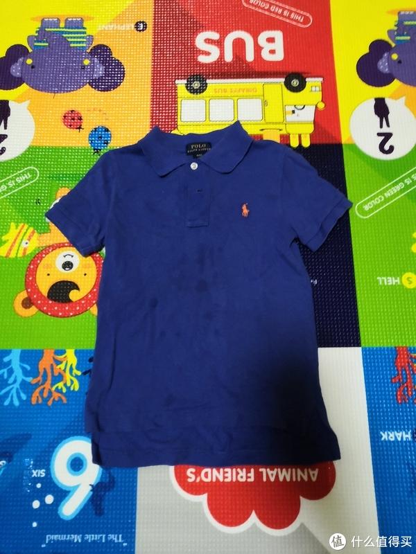 宝宝衣物篇:Air Jordan、Polo Ralph Lauren、巴塞罗那队服等开箱