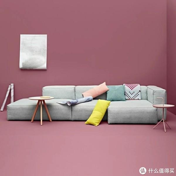 L字型沙发