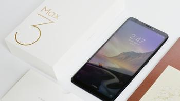 满足你一切对大的渴望:小米Max3 AI双摄手机试用报告