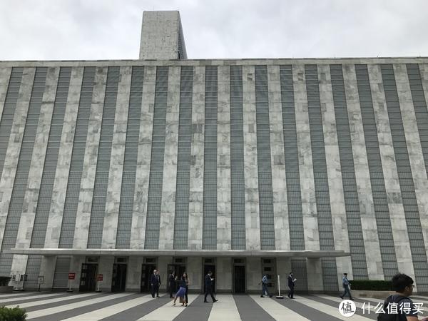联合国大厦入口