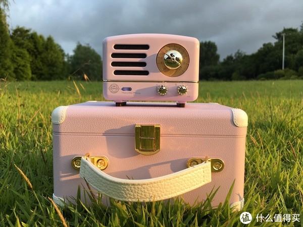 蓝牙、收音功能二合一:MAO KING 猫王 爱丽丝紫 周年纪念版 蓝牙音箱体验