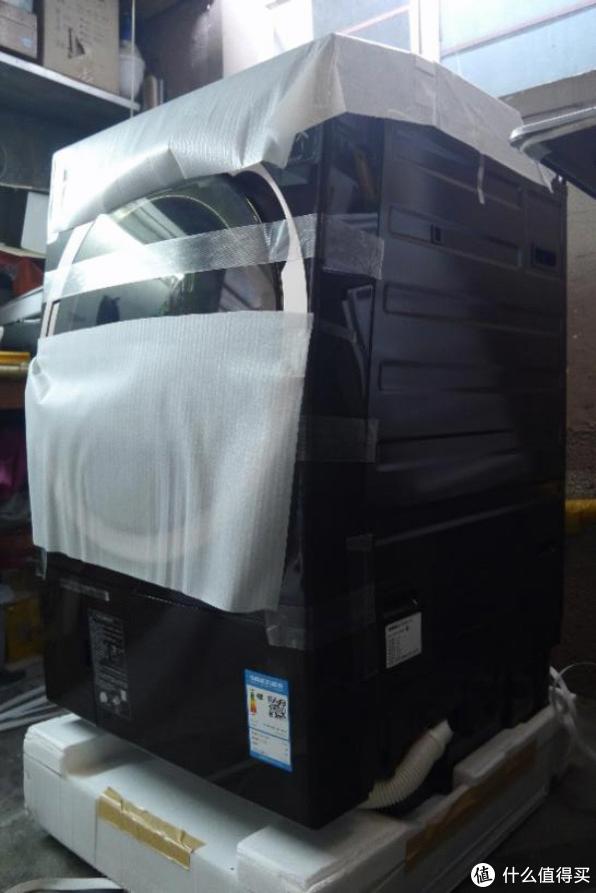 能发射奥特曼超级微气泡的次世代洗衣机  全网首篇东芝本土旗舰国行DHG-117X6D 开箱