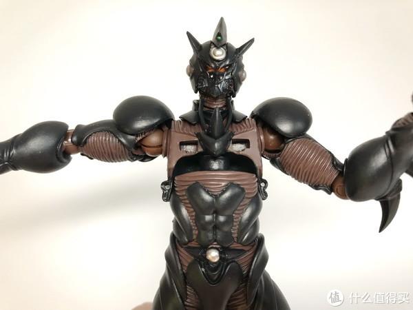 继续为情怀买单:Figma 333 强殖装甲凯普3号 超可动玩偶
