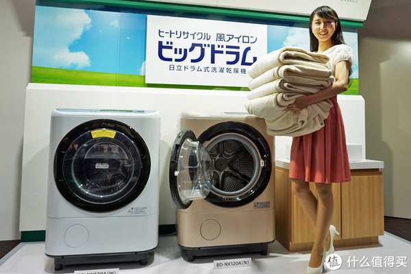 能发射奥特曼超级微气泡的次世代洗衣机?!TOSHIBA 东芝 本土旗舰 国行 DHG-117X6D 洗衣机开箱