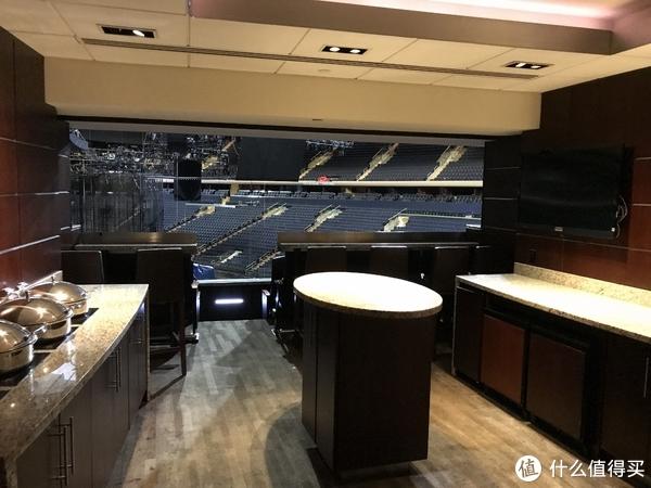 雷克萨斯VIP观赛室