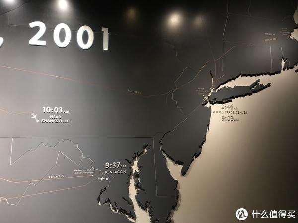 911恐袭时间路线图