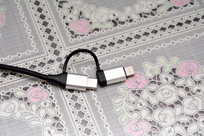 能充电的充电线——iWALK Crazy cable小魔兽三合一移动电源充电线简评