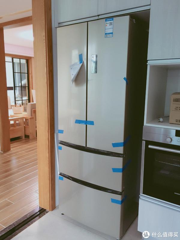 冰箱是换过的