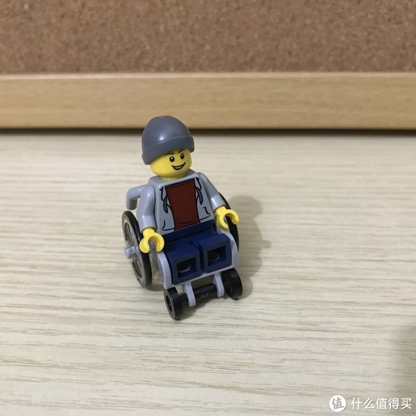LEGO 乐高 CITY系列 60134 公园人仔套装开箱