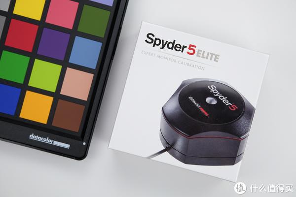 为了我的精准色彩管理而选择:Datacolor Spyder5 Elite 红蜘蛛5 专业校色仪开箱