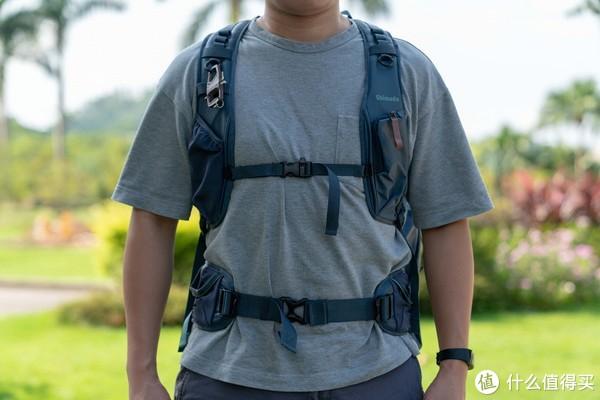 ▲背带、胸带、腰带