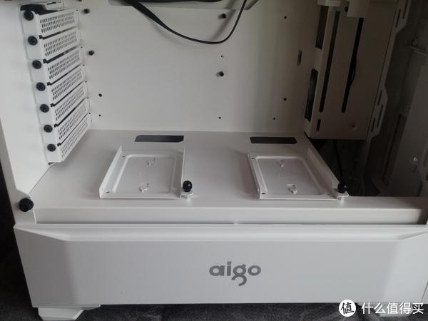 RGB机箱尝鲜:Aigo 爱国者 月光宝盒T20 炫光版机箱 装机体验
