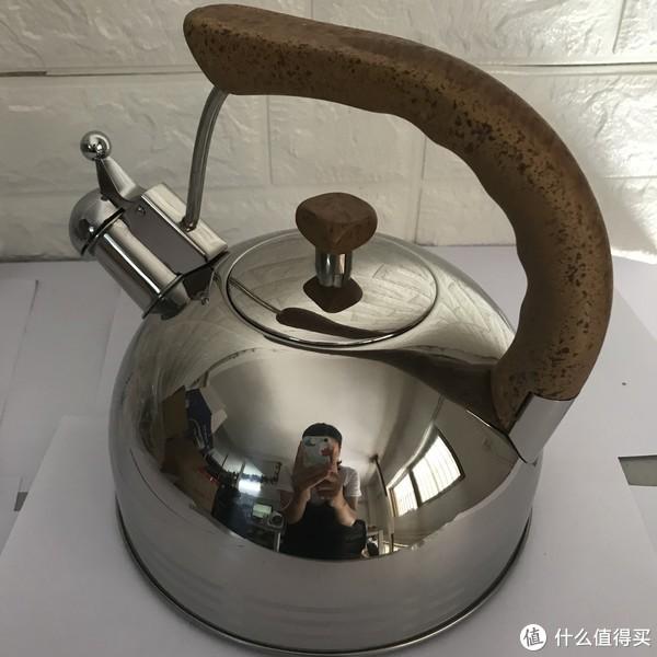 一款有颜值又实用的烧水壶—赫德赛烧水壶