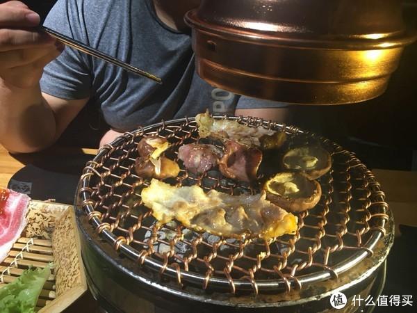 美食实验室德柱带您品尝德州炭知火本格烤肉