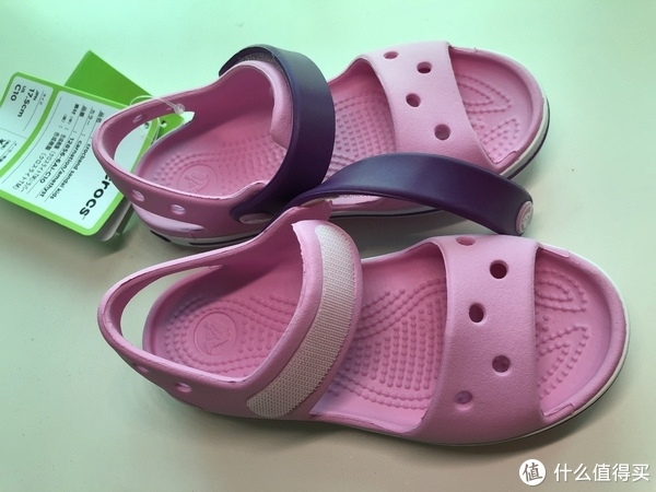 梅雨季就爱Crocs—日本官网儿童雨鞋凉鞋来晒单