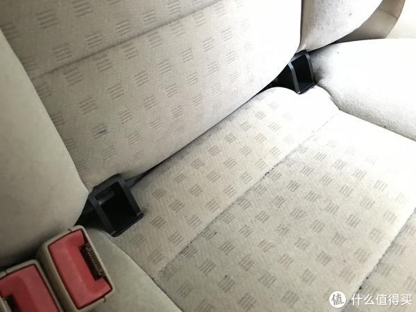 细节不足,入手德国怡戈EKO-008安全座椅增高垫