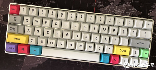 小白玩键盘之凯酷键盘简单开箱