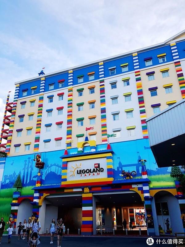 2018名古屋大阪八日三大乐园游Part3——LegoLand酒店