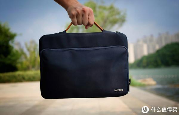 不错的轻量化通勤电脑包—tomtoc versatile14 笔记本手提包使用体验