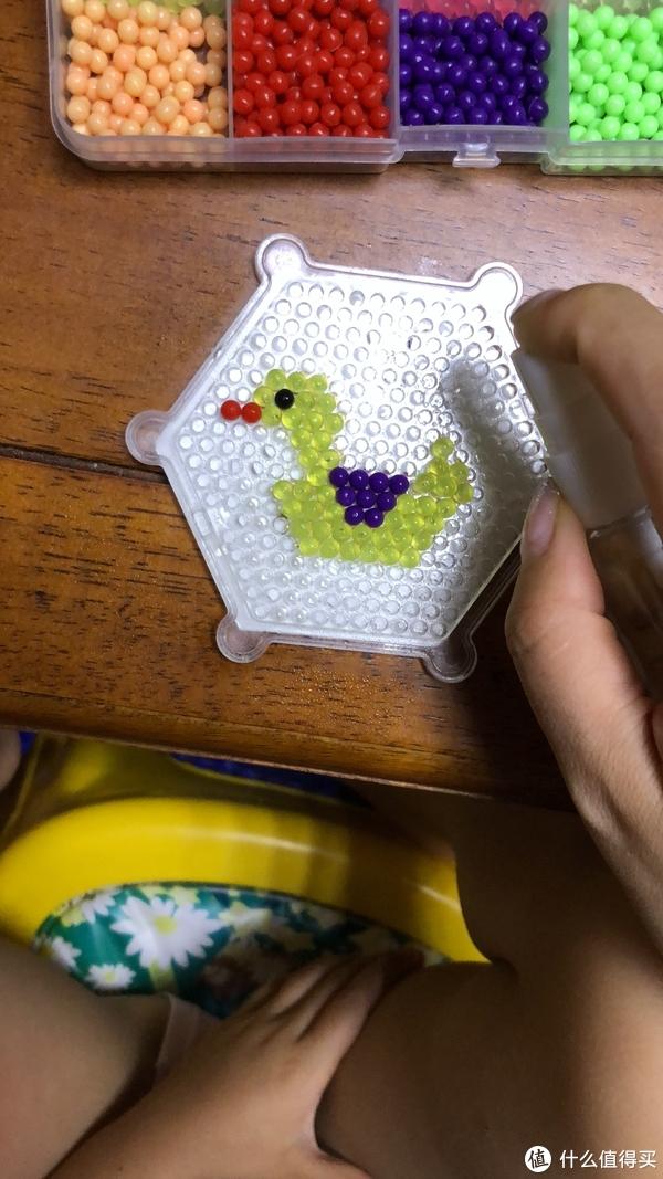 益智好玩的小玩具-美阳阳 水雾魔法珠 开箱试玩