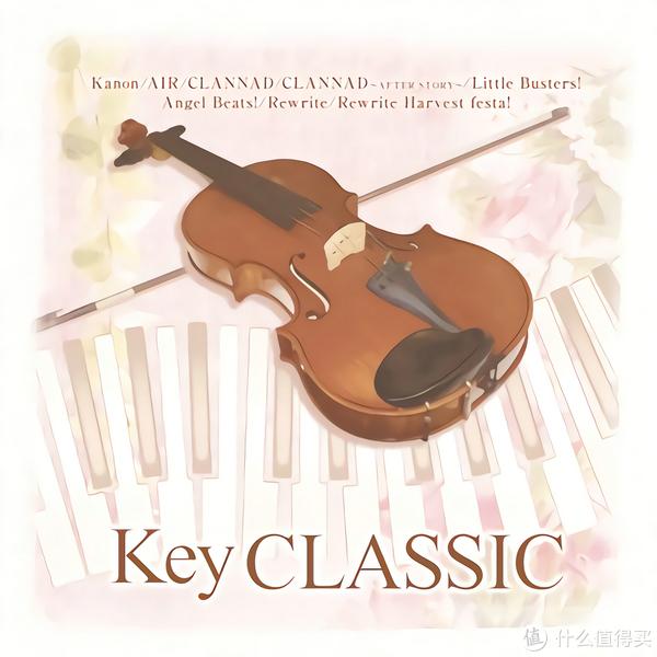 KeyCLASSIC-TAMUSIC - My Soul, Your Beats~Classic~