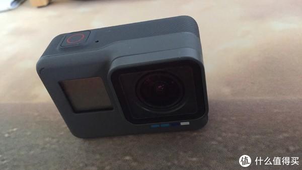 GoPro Hero 6 Black 侧面